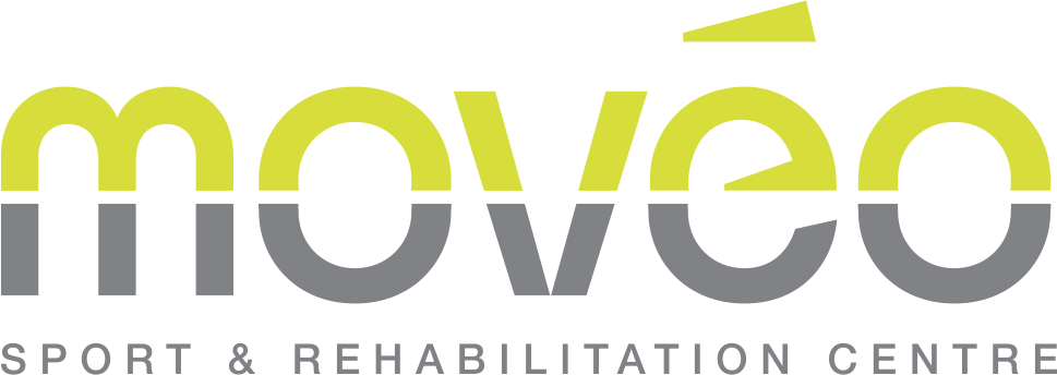 Moveo Sport and Rehabilitation Centre Logo