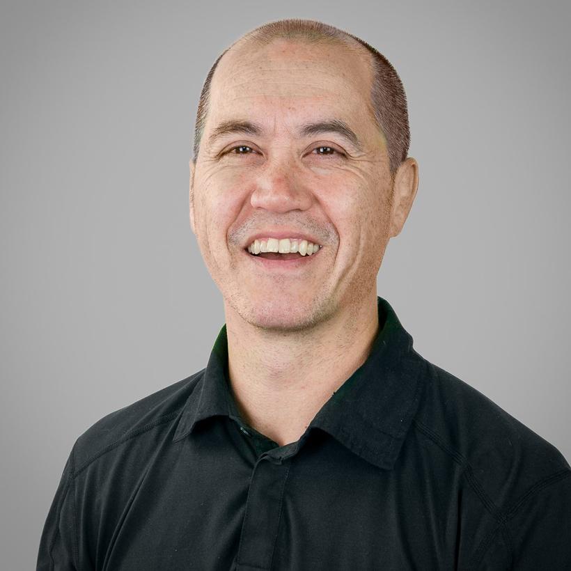 Aaron Ashe, Registered Massage Therapist