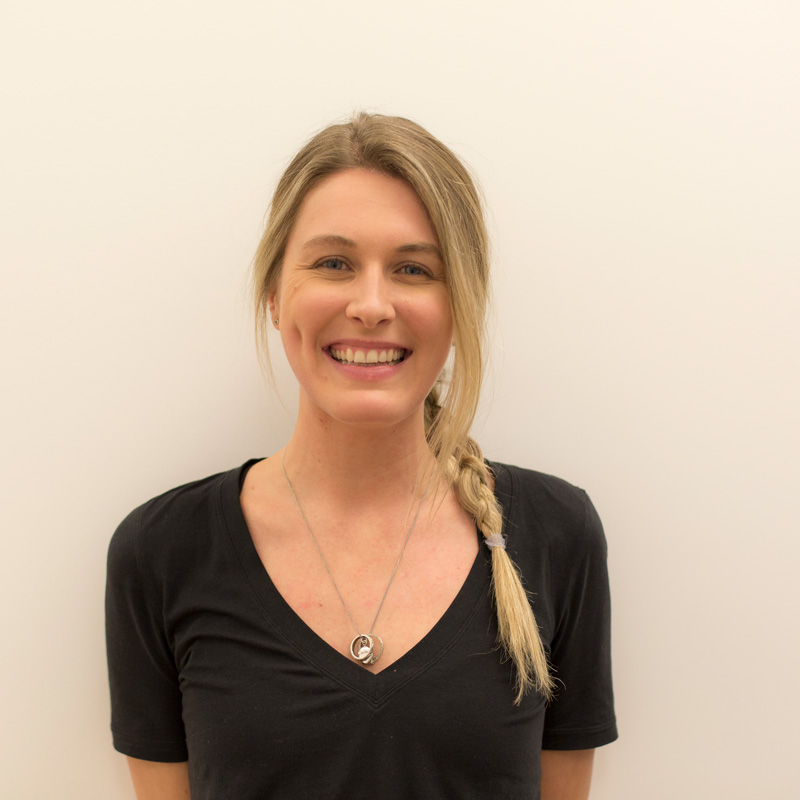 Alana Harris, Registered Massage Therapist