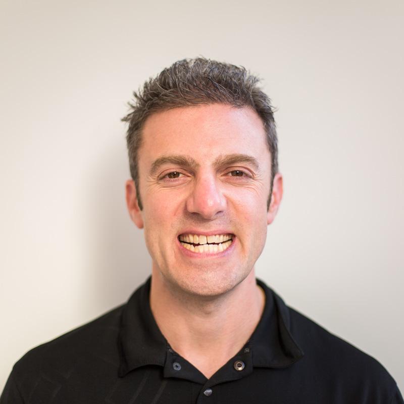 Jason Shane, Physiotherapist
